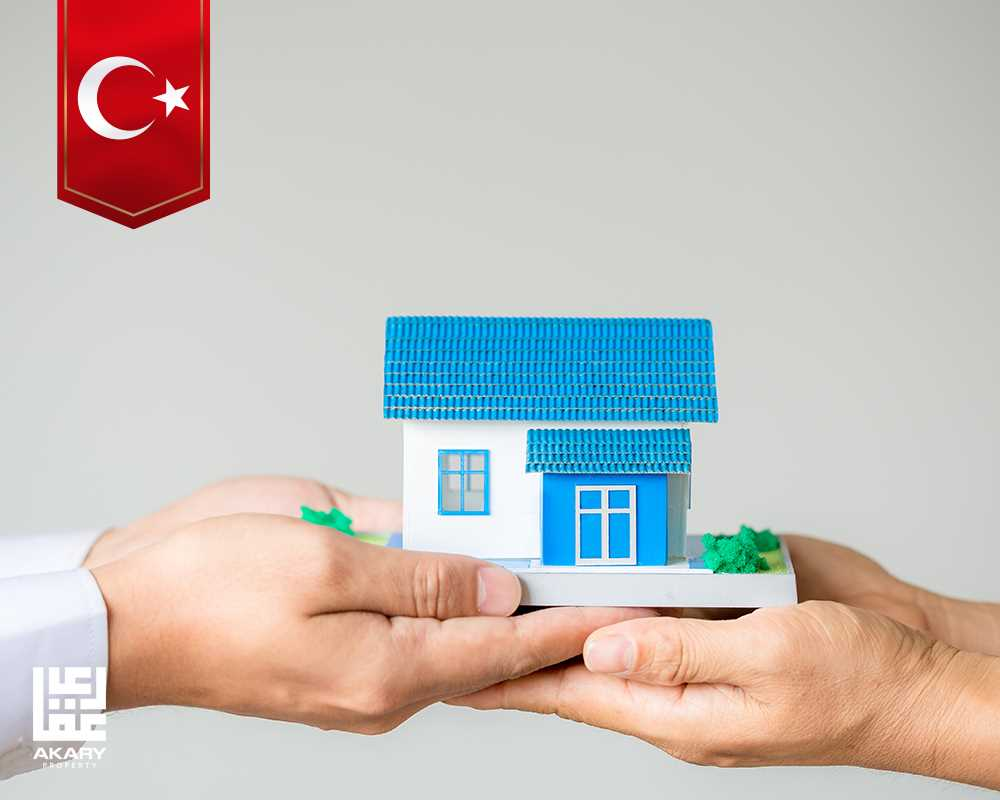Buying a Turkish property through a company