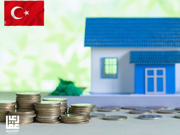 Income tax on real estate in Turkey
