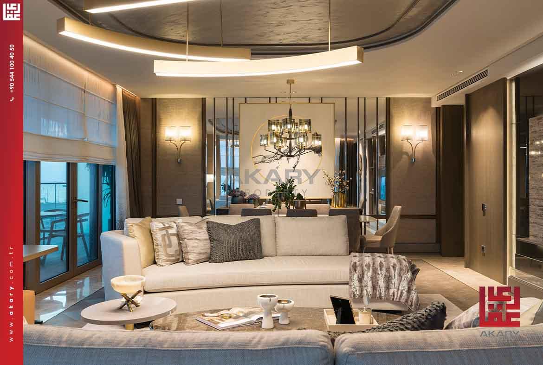 Beautiful Bedroom in Luxury Home