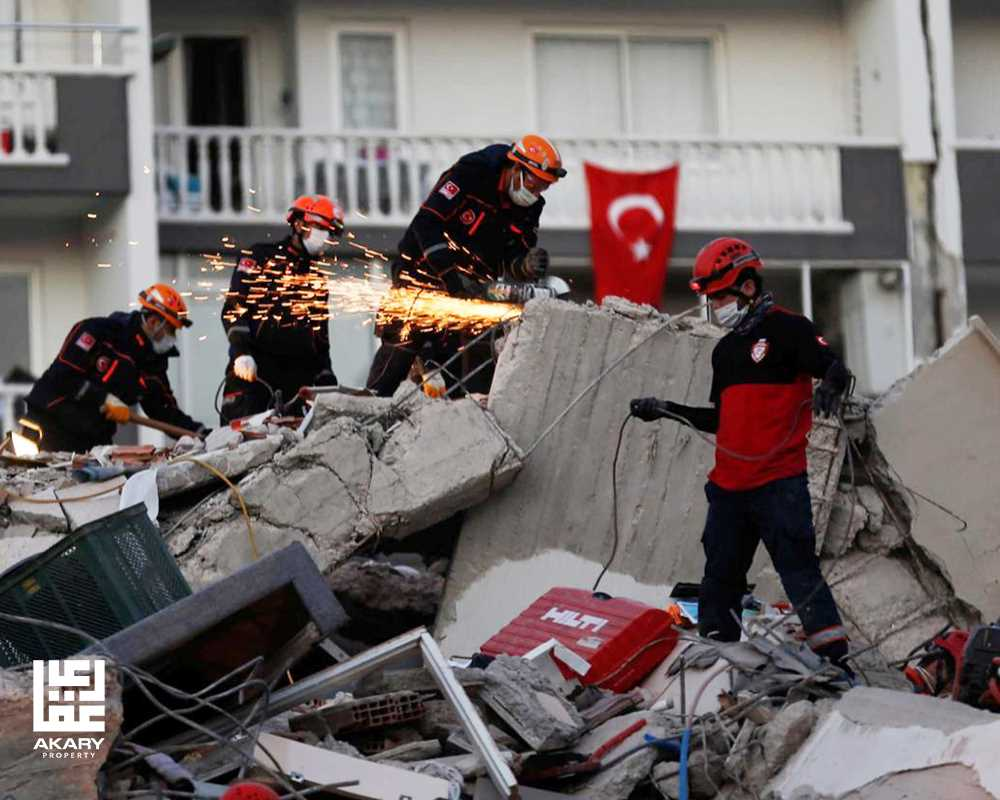 damages caused by earthquakes