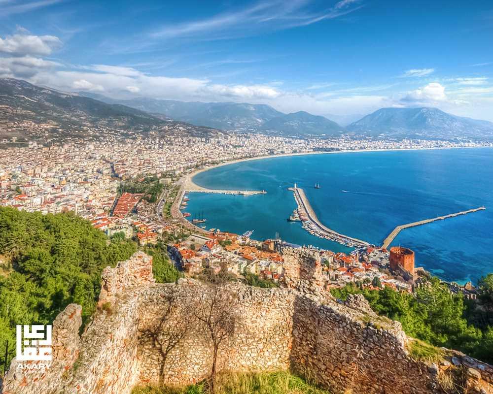 منطقة سياحية في تركية