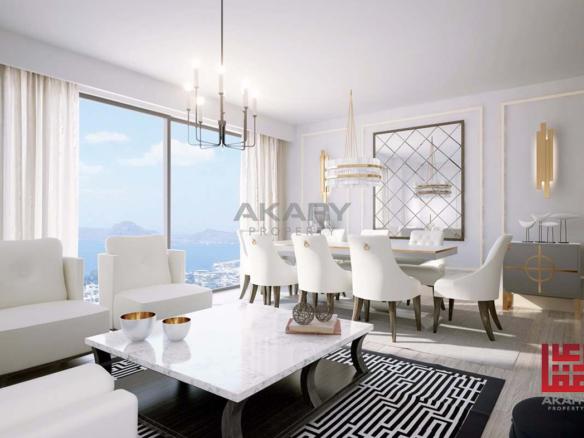 Investment residences in Kadıköy