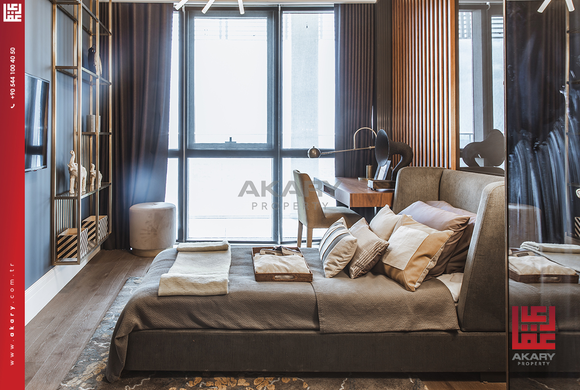 Investment apartments with hotel decoration in Bağcılar