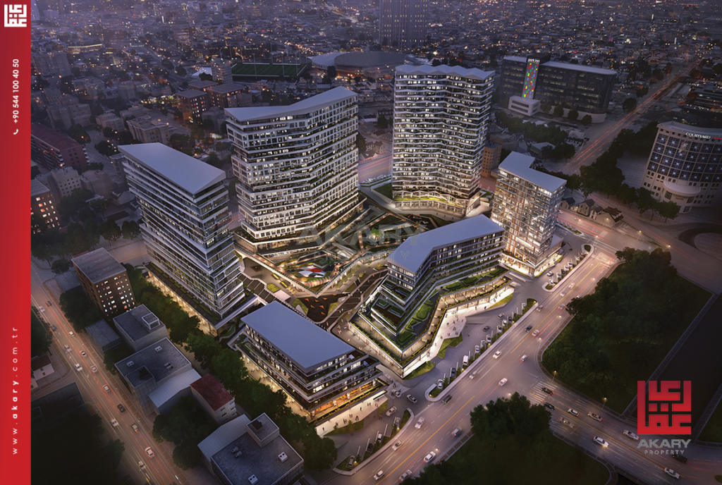 profitable investment apartments in Basın Ekspres