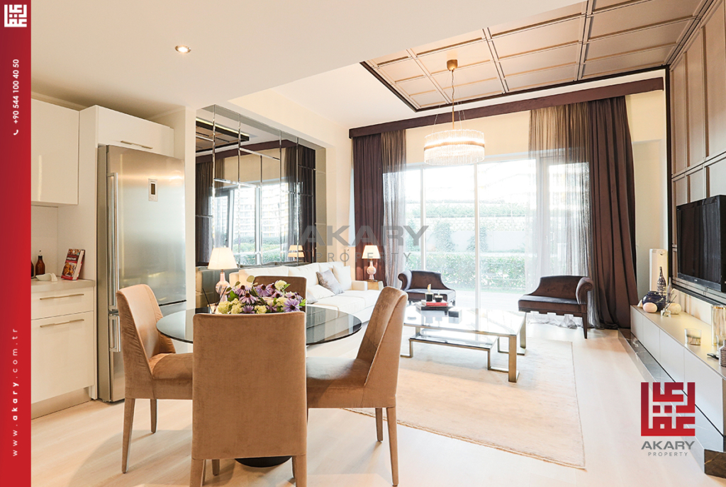 Modern apartments in Bağcılar