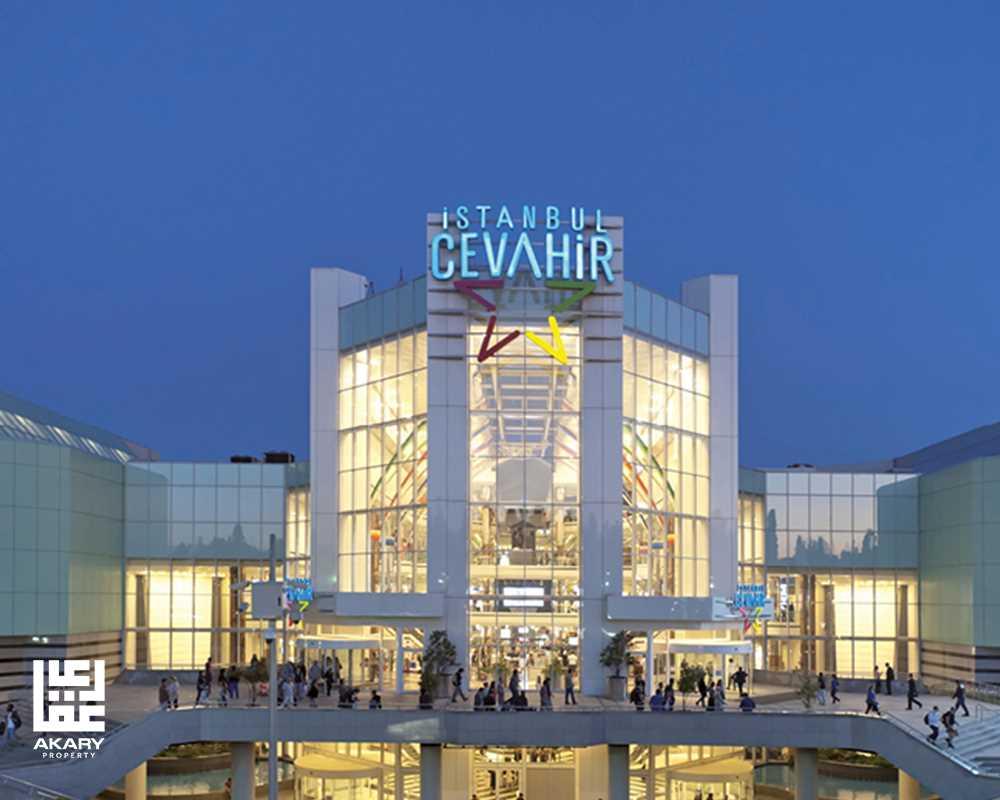 cevahir mall, best malls in istanbul